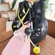 ダイビングレンタル器材