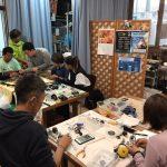 日本アクアラング メンテナンス講習